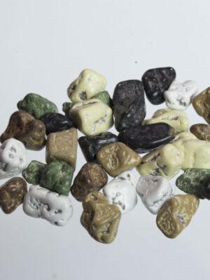 Kiezel steentjes