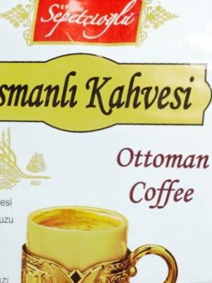Sepetcioglu Osmanli koffie 100g