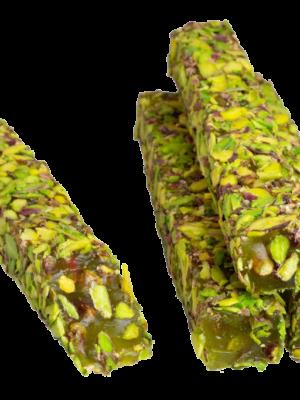 Zoetterette Meloen met pistache Turks fruit