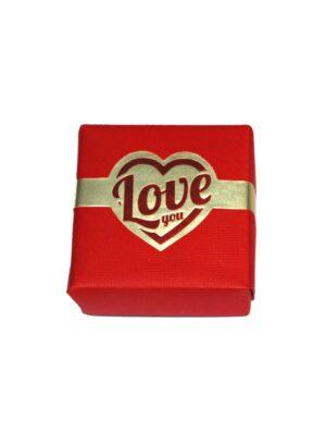 Gül Yapraklı Aşk Sabunu