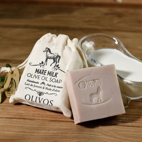 Olivos Mare Milk Soap (Paardenmelk)