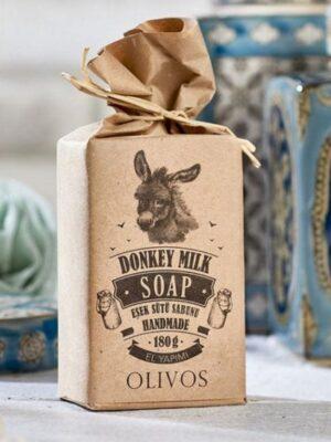 Olivos Donkey Milk Soap 180 gr