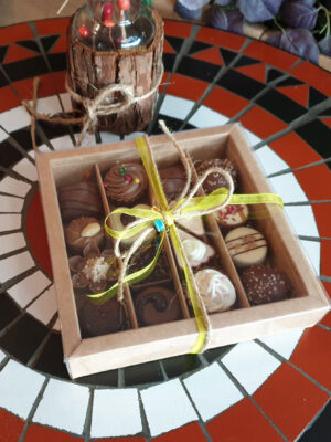 Kado chocolade doos 2