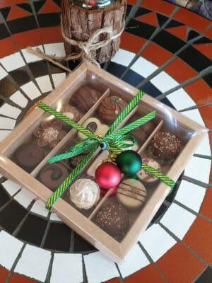 Kado chocolade doos