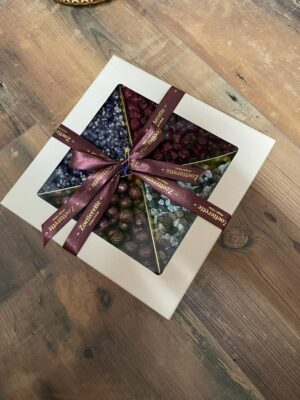 Zoetterette lux  2 katli hediye kutusu 22x22cm