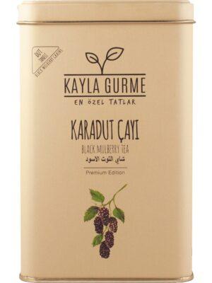 Kayla Moerbei thee 150 gr in Blik