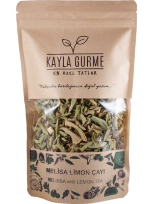 Kayla Citroen met balsem thee 250 gr