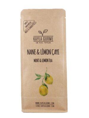 Kayla Munt en citroen thee 250 gr