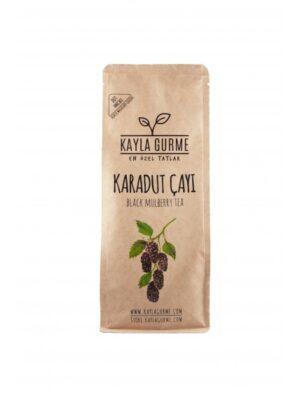 Kayla Moerbei thee  250 gr kraft verpakking