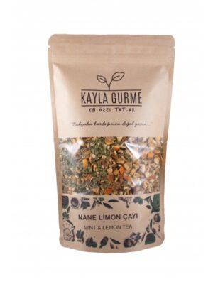 kayla Groene thee met munt en citroen 250 gr
