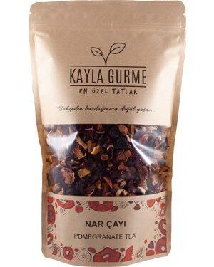 kayla gedroogde Granaatappel stukjes thee 250 gram