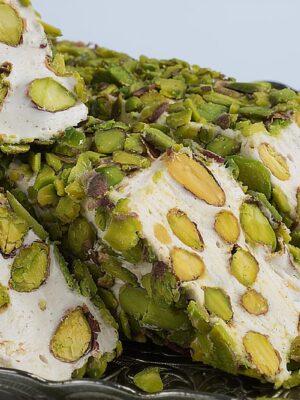 Zoetterette MELK groene pistache Turks Fruit